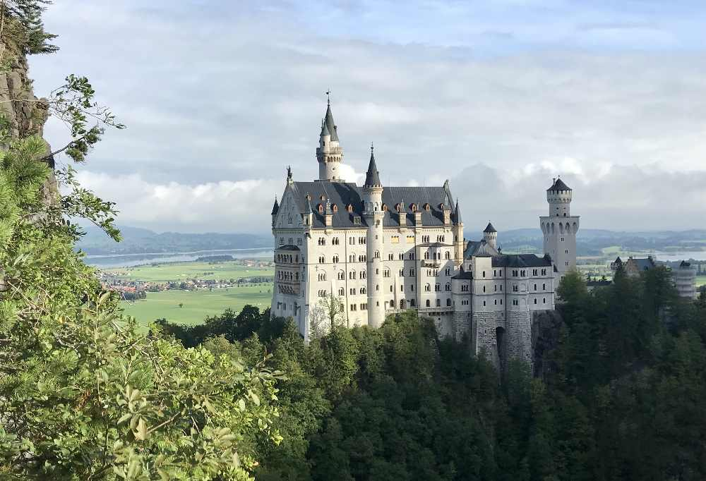 Schloss Neuschwanstein Mit Kindern Der Reiseblogger In Bayern Allgau