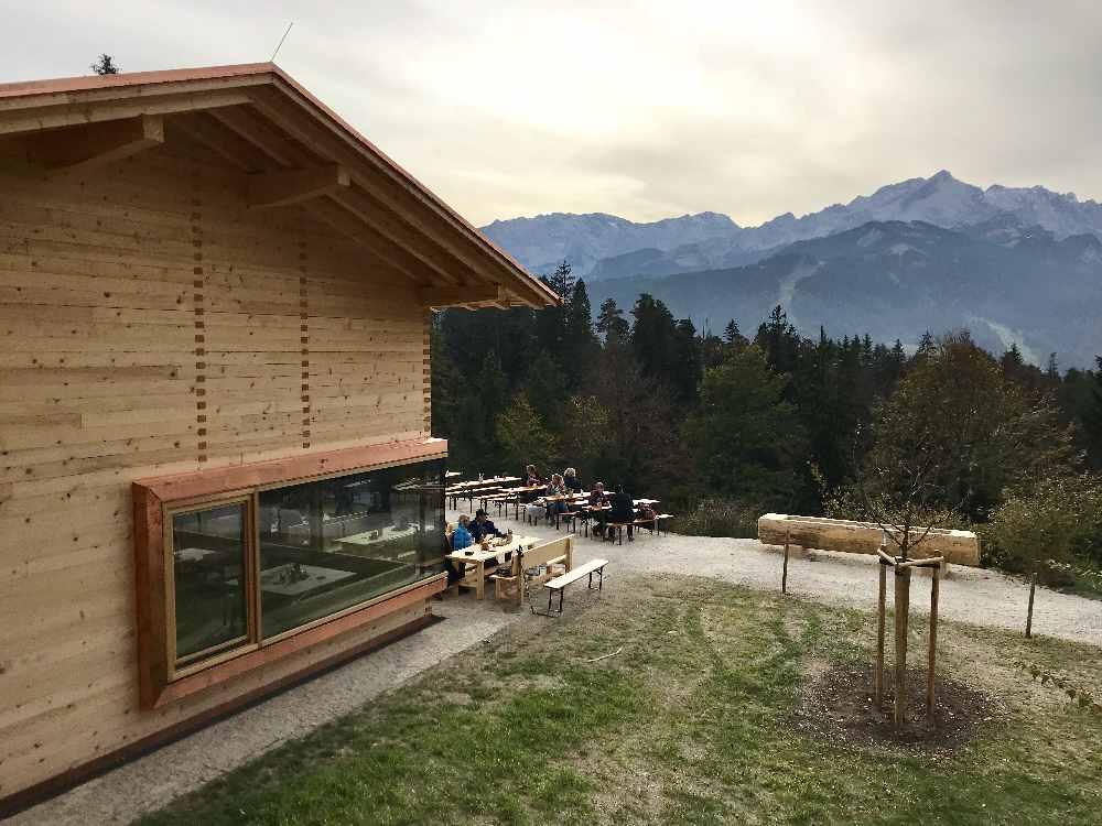 Die Tannenhütte Wanderung