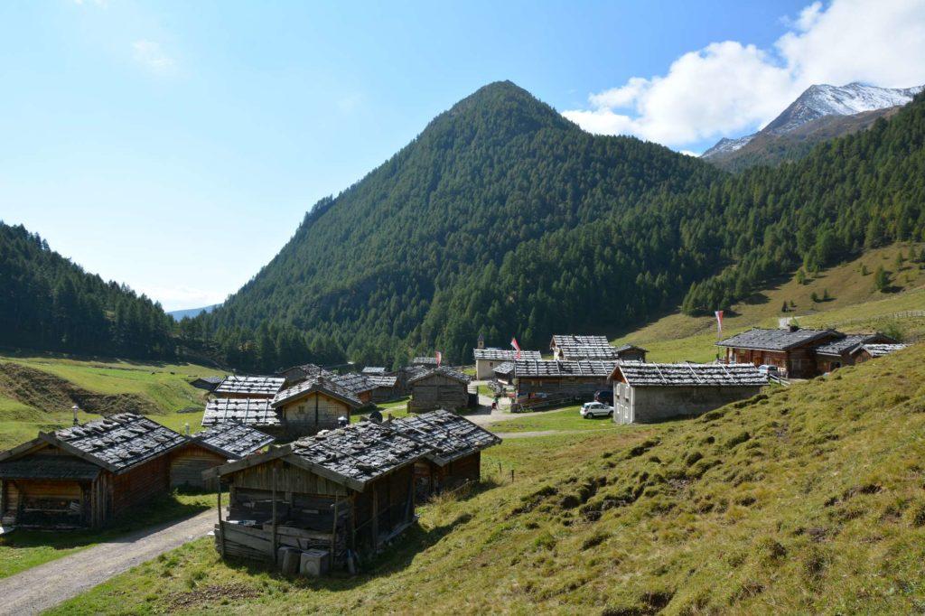 Die Fane Alm in Südtirol - Reiseblogger Südtirol Tipp