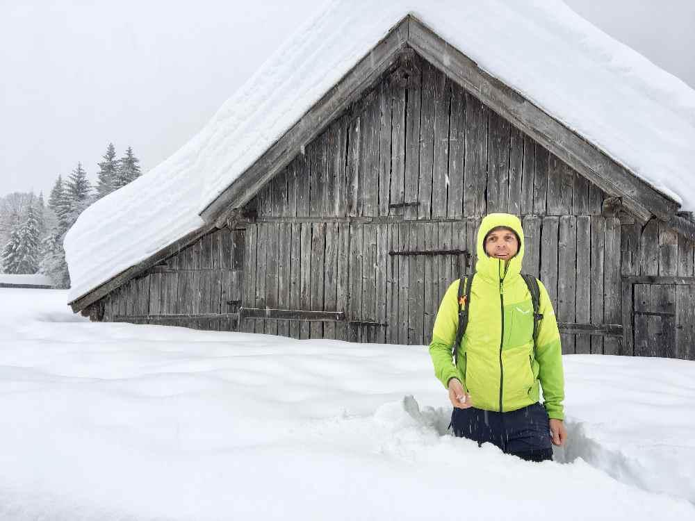 Was für ein Tag im Schnee! Winter Weitwandern Seefeld