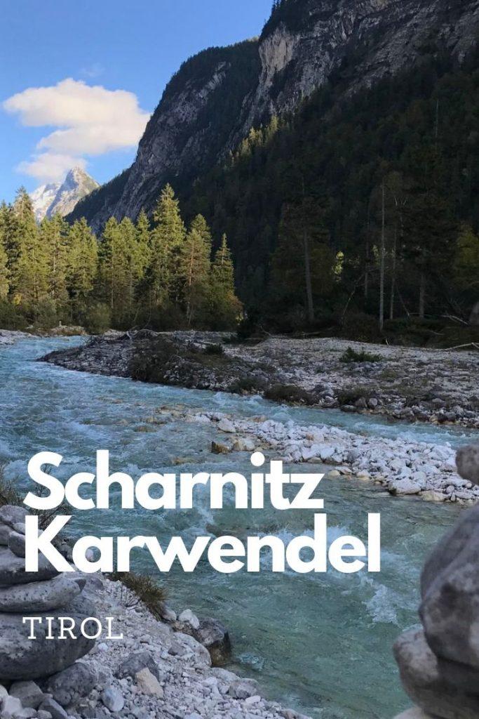 Tirol Tipps vom Reiseblogger: Der Isarursprung im Karwendel