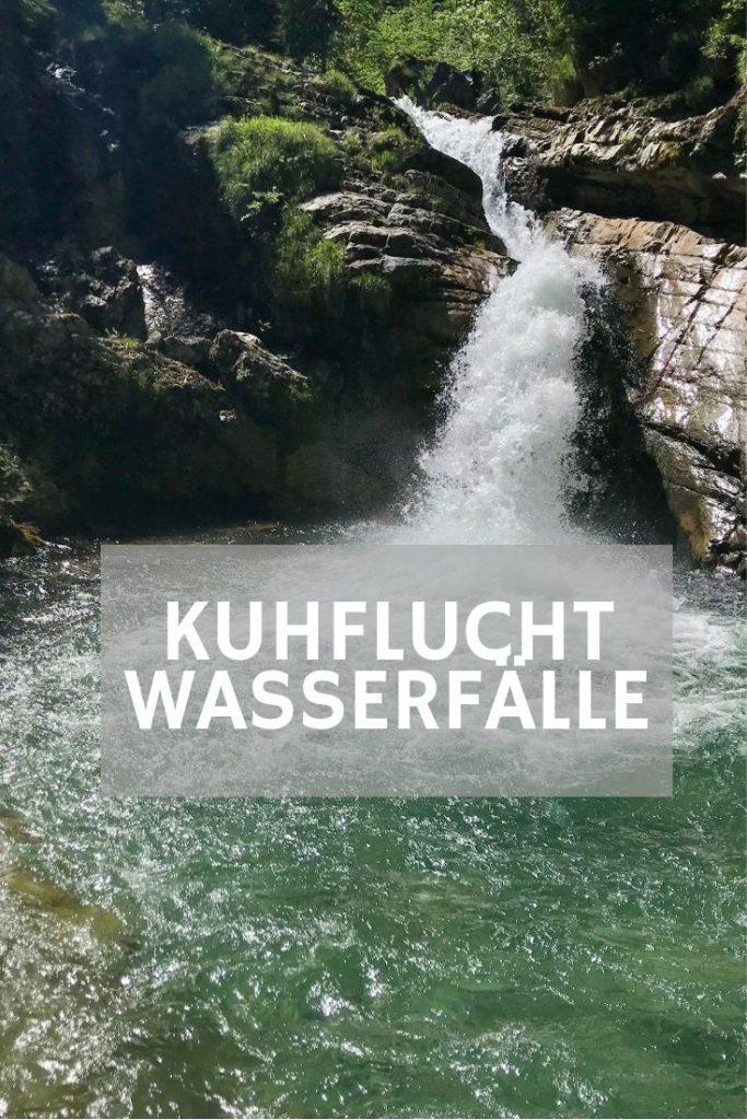 Reiseblogger Bayern Tipp: Die Kuhflucht Wasserfälle