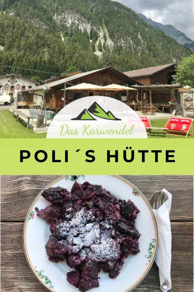 Poli´s Hütte - der beste Kaiserschmarrn in der Leutasch!