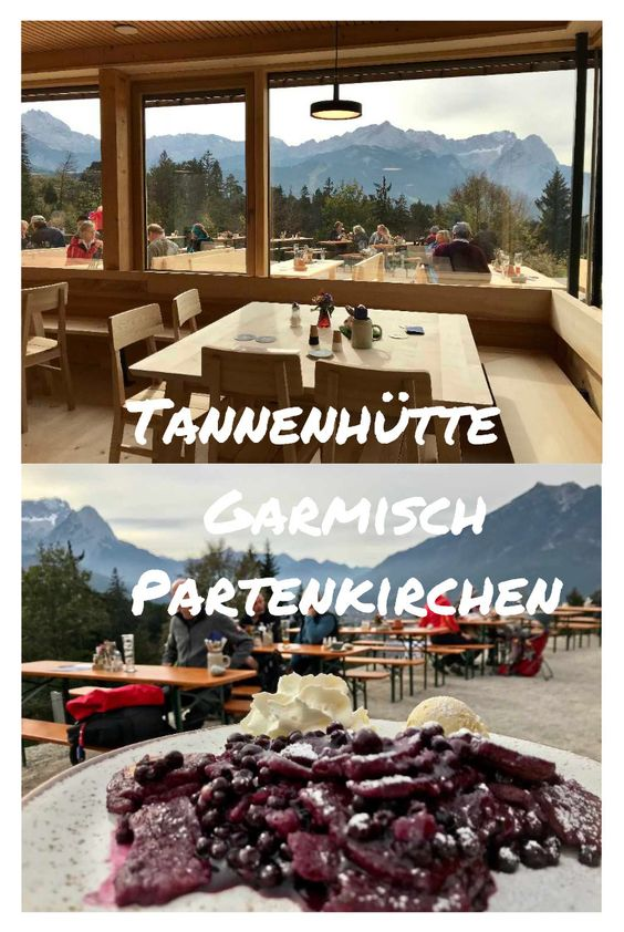 Tannenhütte Wanderung Garmisch Partenkirchen