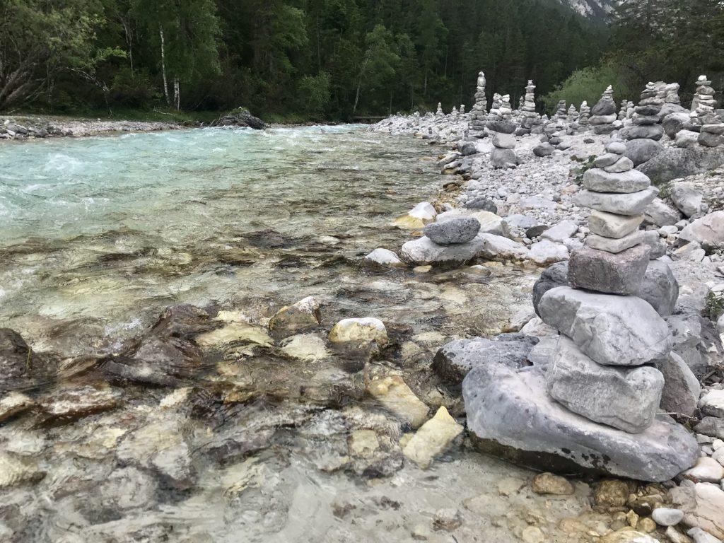 Ein Traum - der Isarursprung im Karwendel