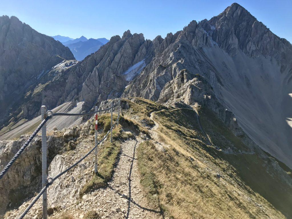 Rosshütte Seefeld - ab München in die Berge zum wandern