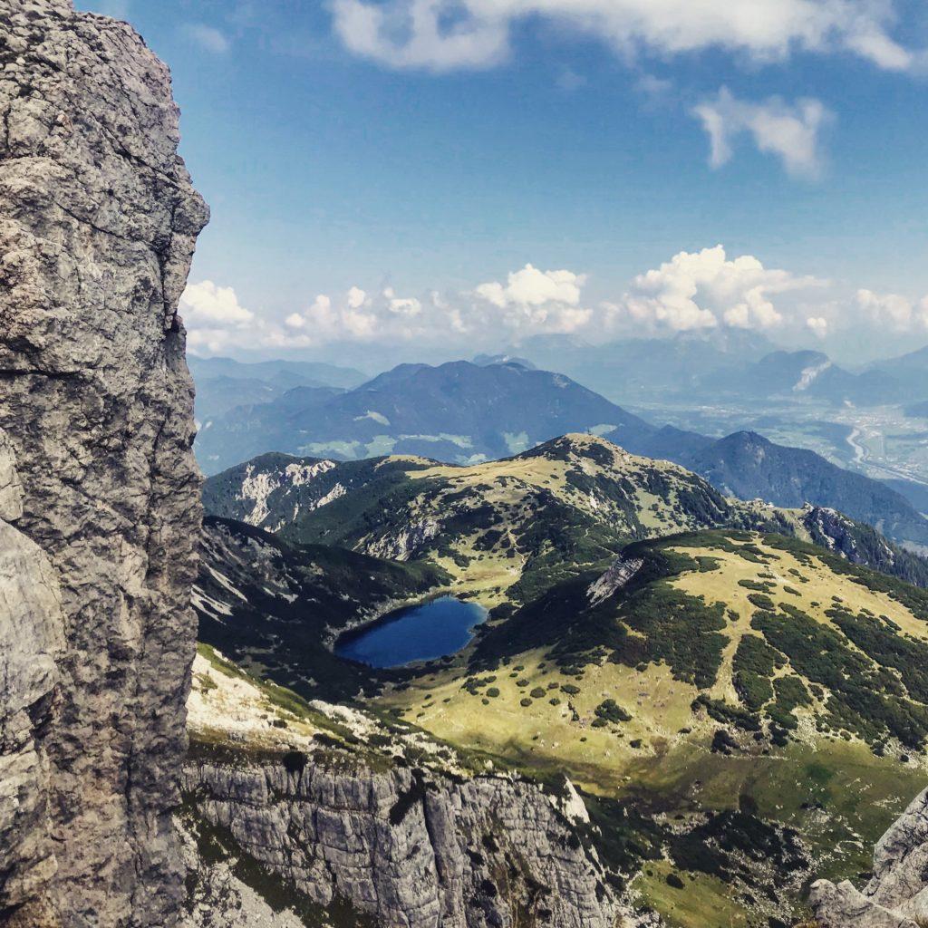ab München in die Berge fahren: Das Rofan mit dem Zireiner See