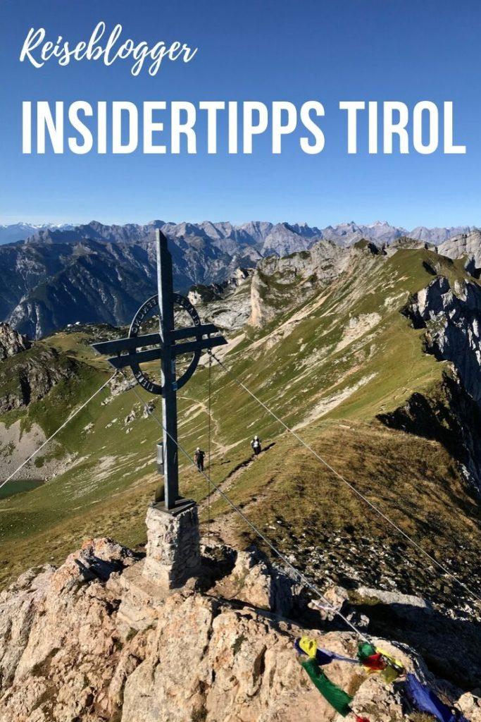 Insidertipps Tirol merken, mit diesem Pin auf Pinterest