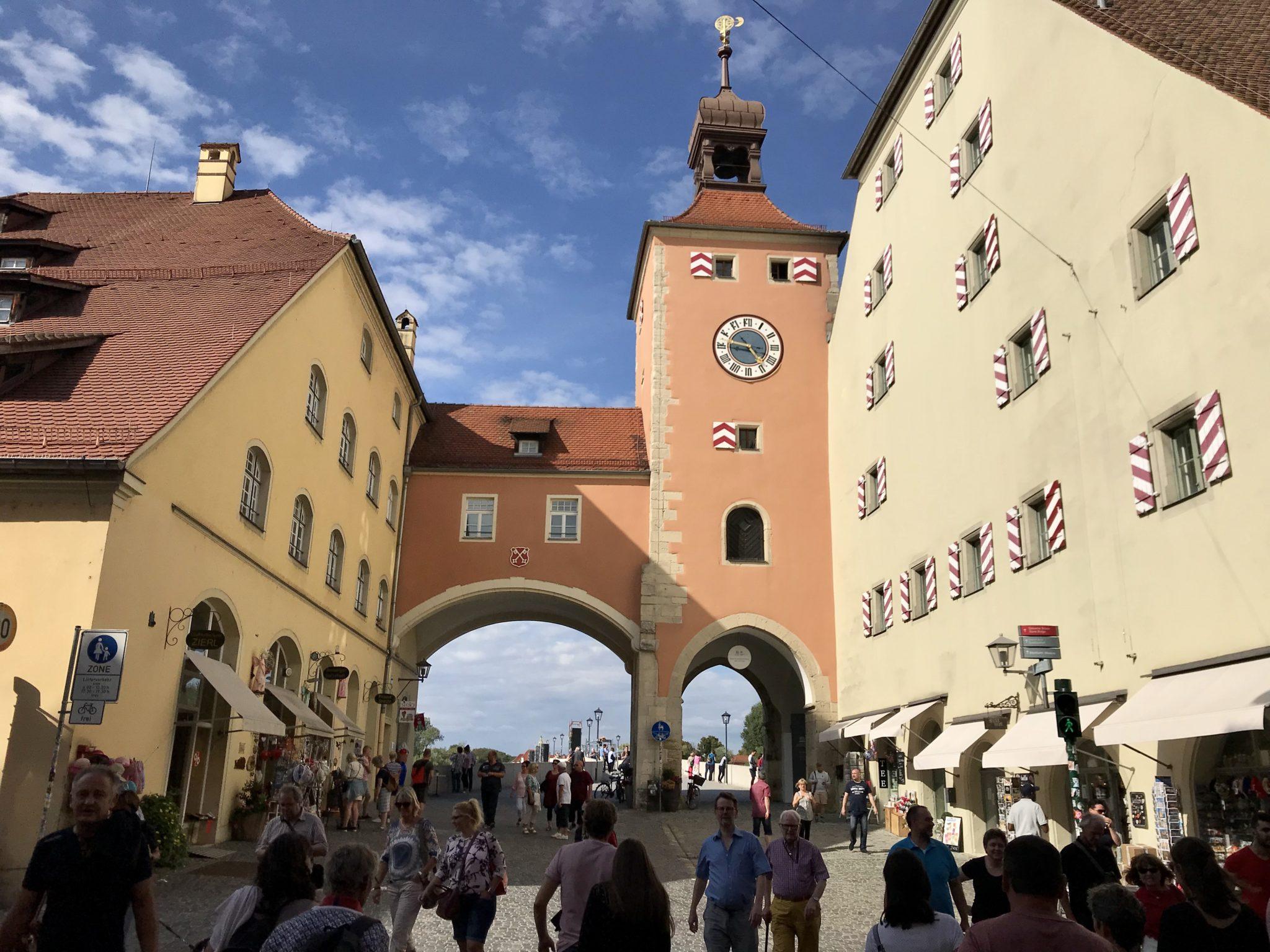 Ausflugsziele Regensburg