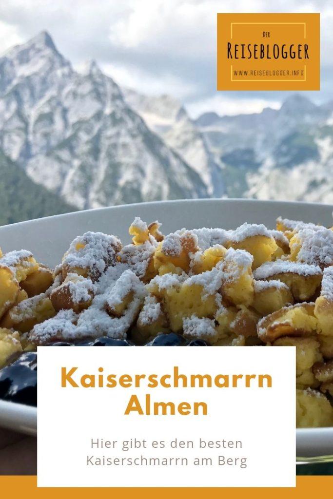 Bayern Reiseziele Kaiserschmarrn