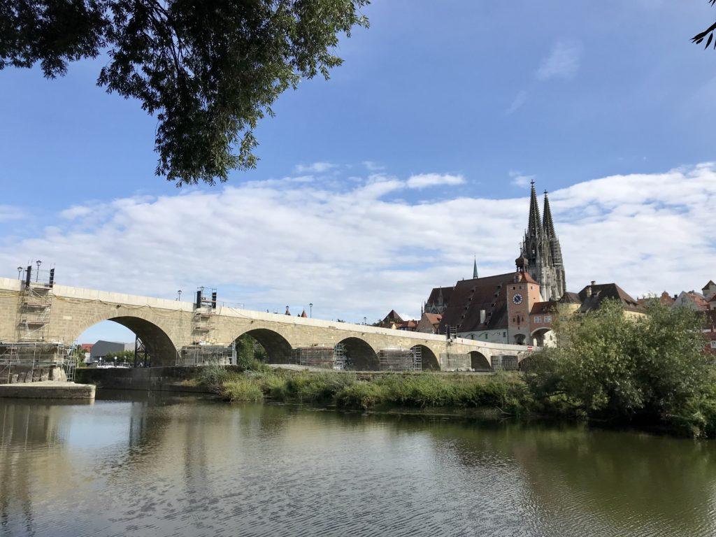 Regensburg - eines der schönsten Bayern Reiseziele bei einer Städtereise