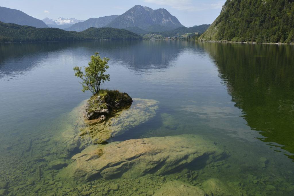 Hagan Lodge nahe vom Altausseer See - super zum Wandern, ein Weg geht um den See. Toll auch zum Baden!