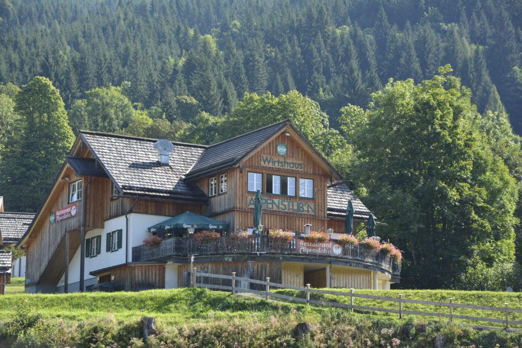 Alpenstub´n - das Restaurant im Hüttendorf Hagan Lodge