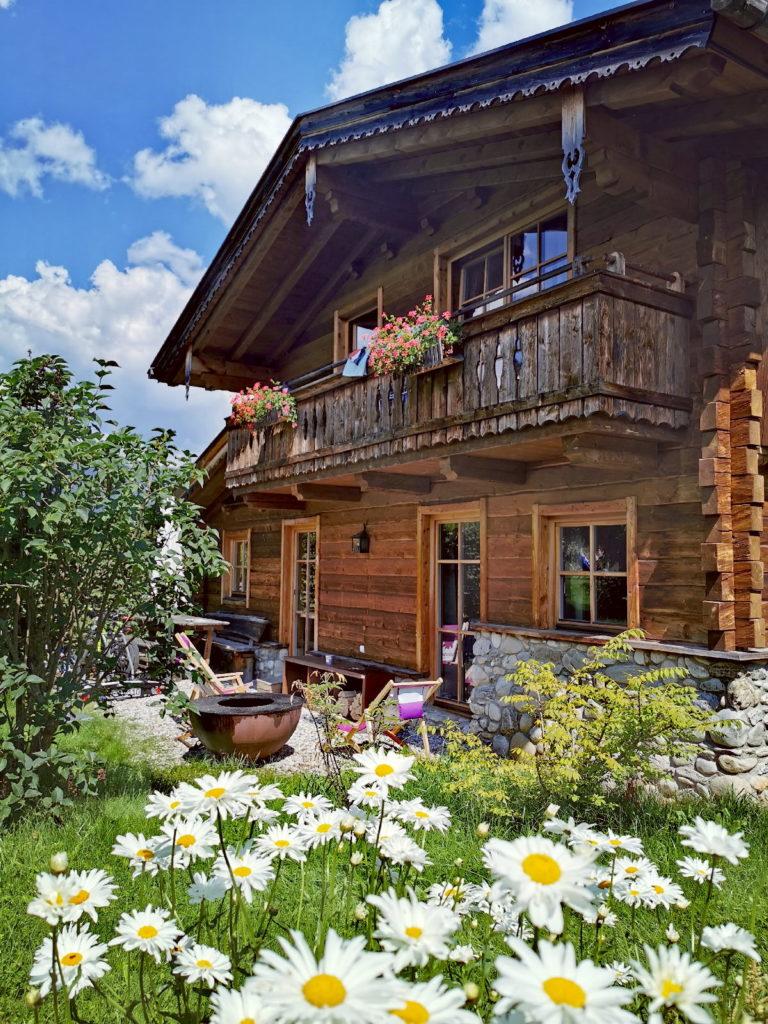 So urig ist das Almdorf Almlust in Flachau, SalzburgerLand