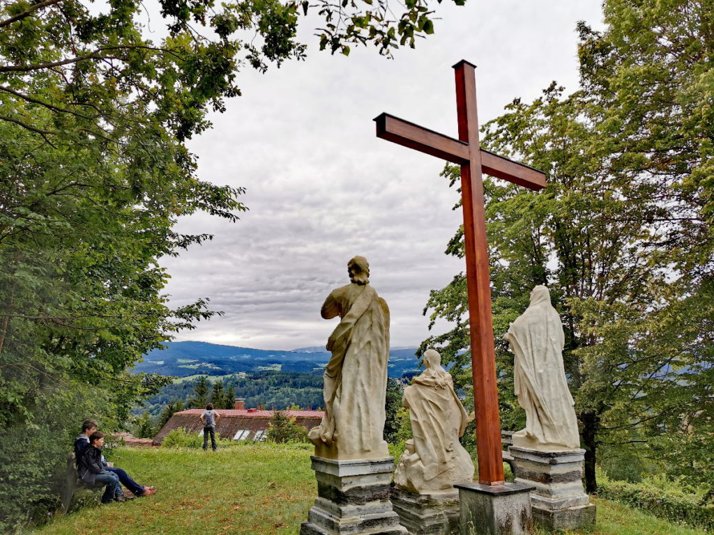 Wanderung auf den Heiligen Berg