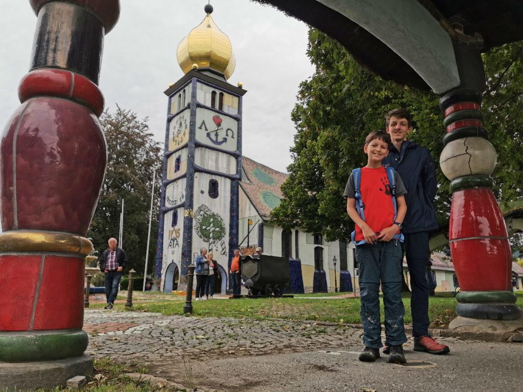 Hundertwasserkirche Steiermark - alle Informationen für deine Anreise