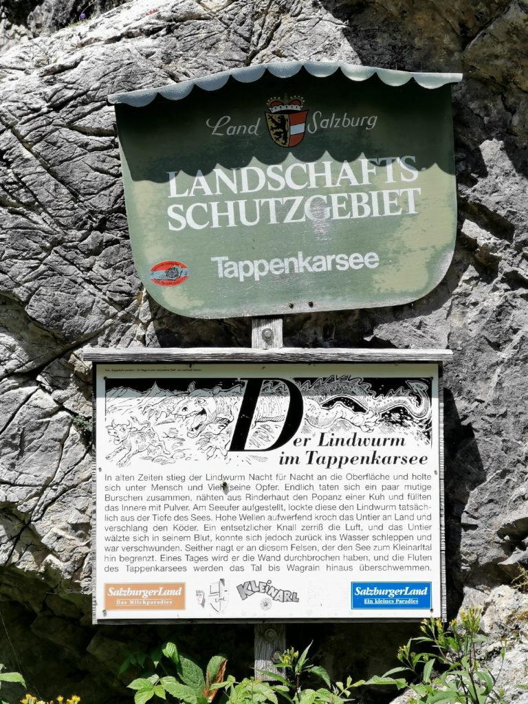 Loch Ness im Salzburger Land?