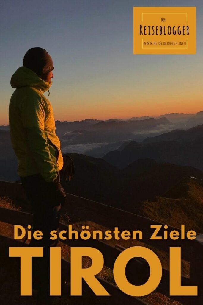Traumhaftes Wanderziel in Tirol
