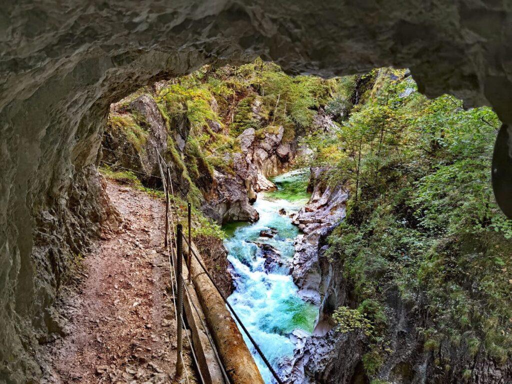 Reiseblogger Österreich Tipp: Die Wanderung durch die Kaiserklamm in Tirol