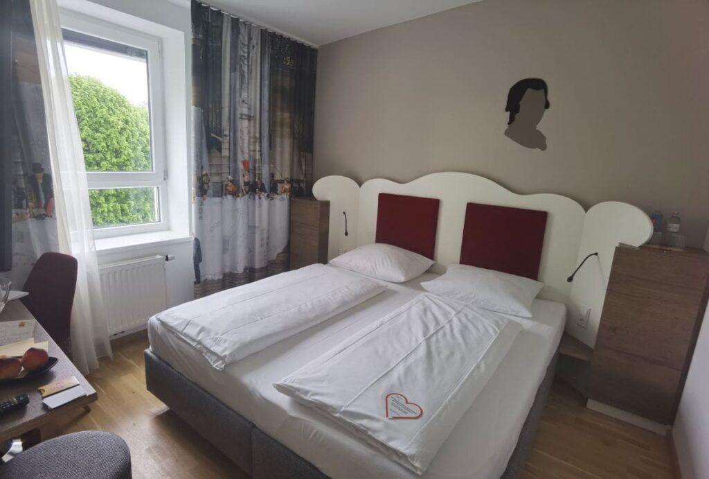 Das perfekte Hotel in Salzburg, um für einen guten Preis nahe der Sehenswürdigkeiten zu übernachten